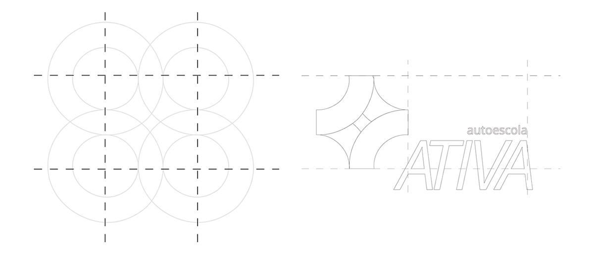 Grid da logo