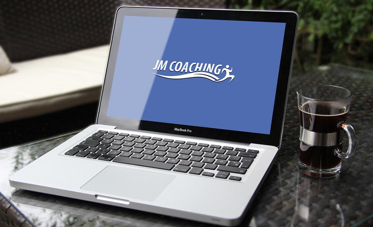JM Coaching - WordPress & Logo