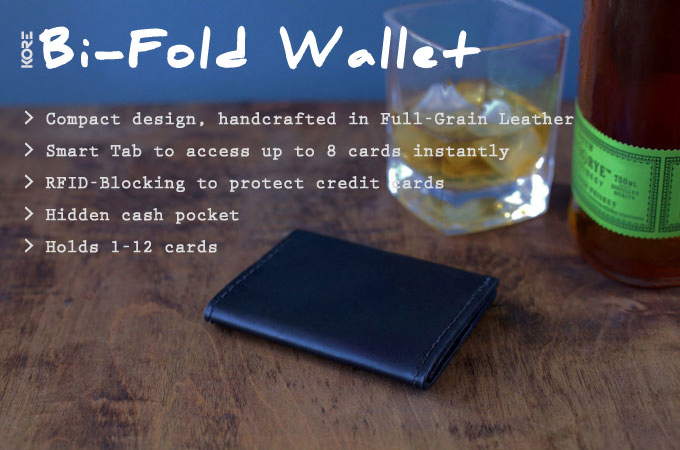 Kore Ultimate Slim Wallet On Behance