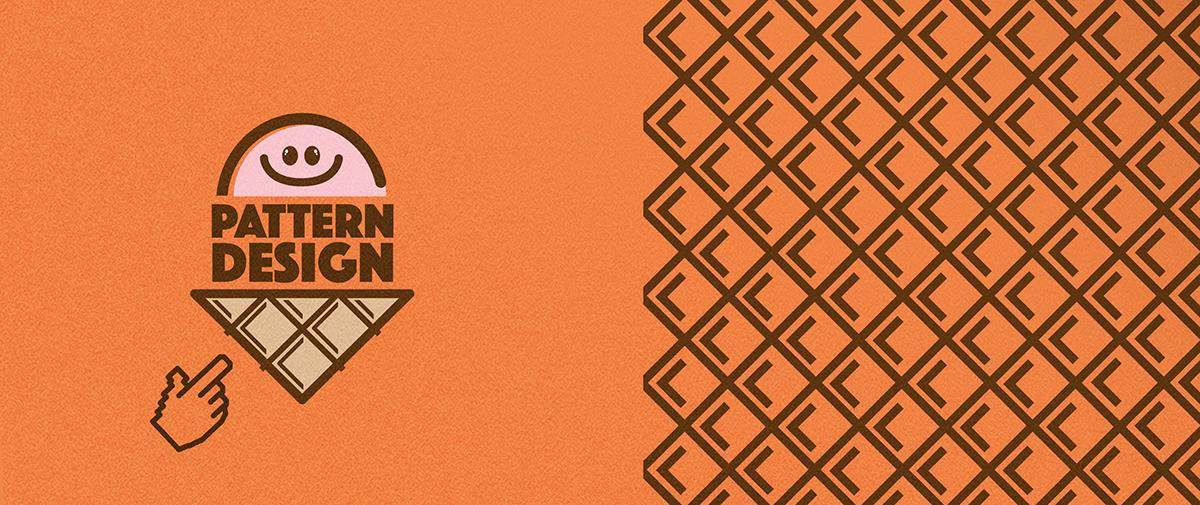 Gelato art direction  ice cream ILLUSTRATION  graphic design  desert Food