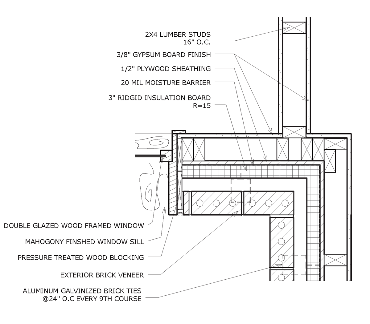 Construction Documentation - Light Wood Framing on Behance