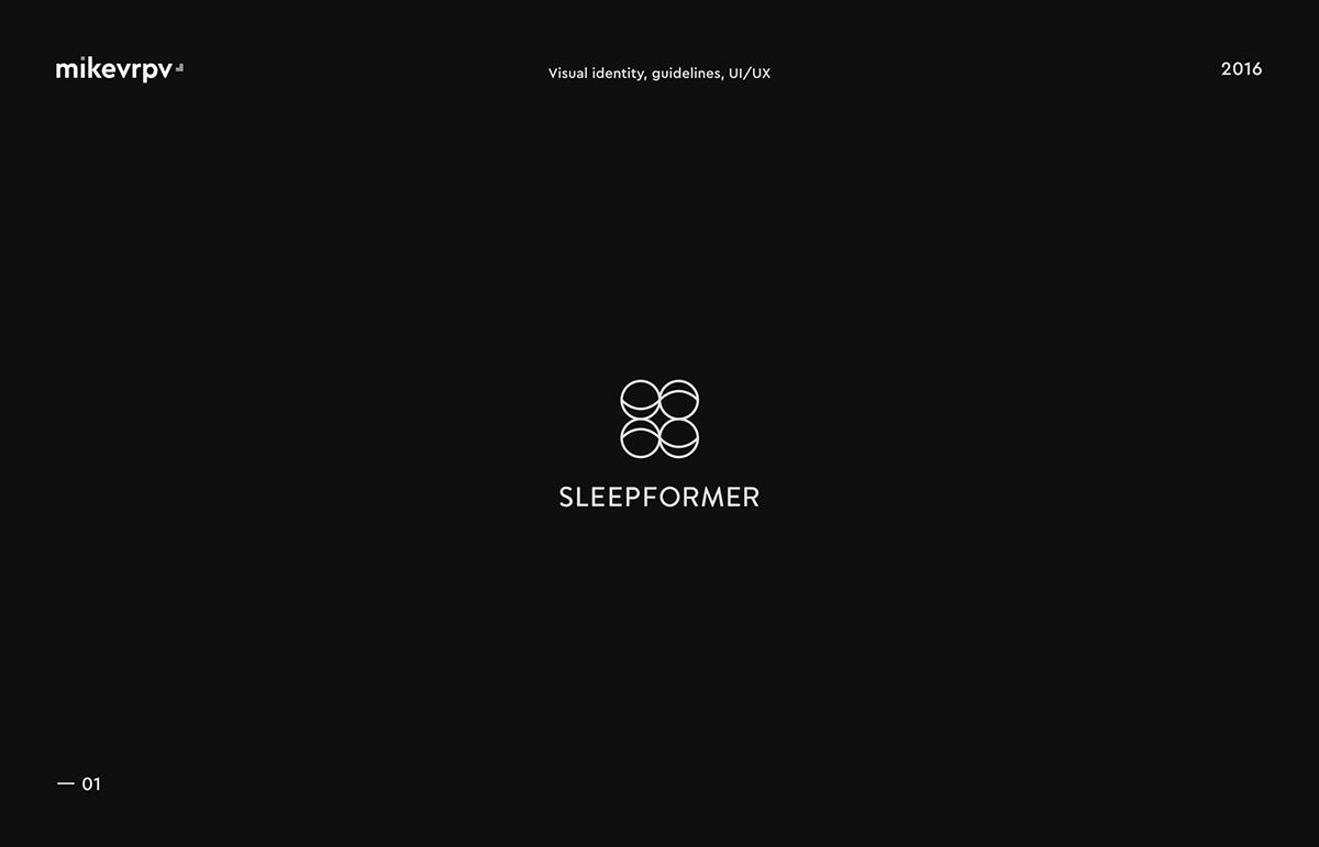 Sleepformer Branding