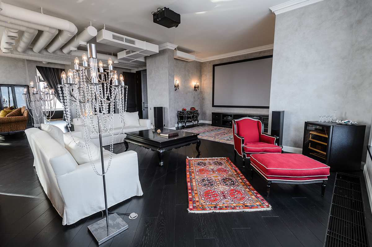 home interior apartment Indoors penthouse