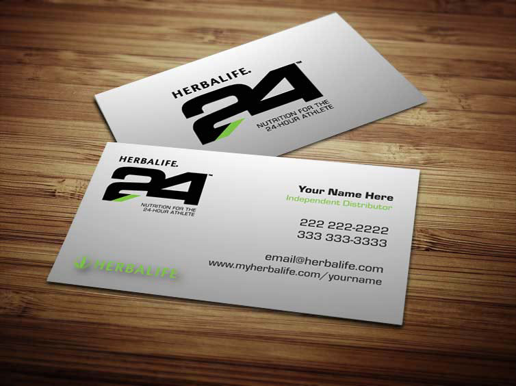 Herbalife business cards on behance order herbalife business cards today starting at 3999 for 250 matte or glossy colourmoves
