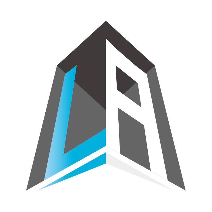 Lotus Asia Construction Company Logo Design On Behance