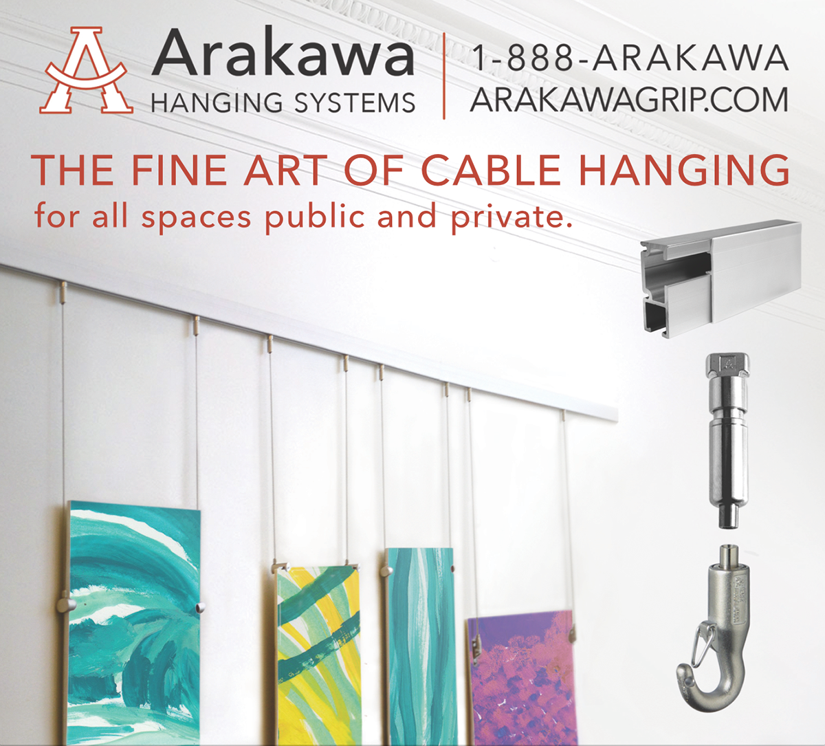 Arakawa Print Ads On Behance