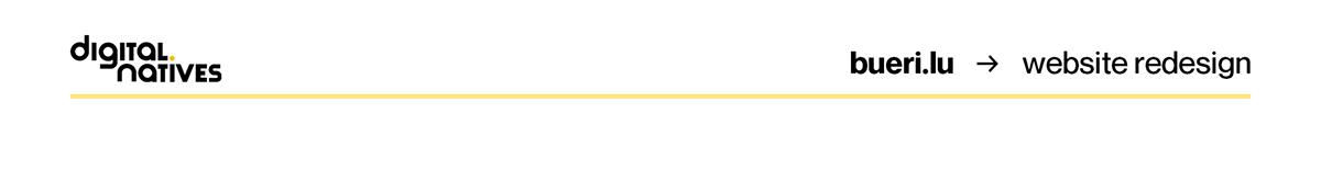 helvetica monochrome redesign Webdesign Webdevelopment Website yellow