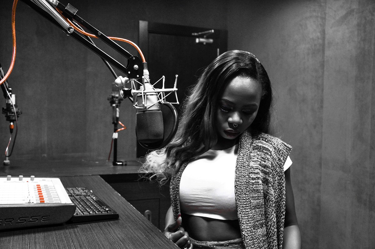 On air personality. Radio Diva Birthday Photos