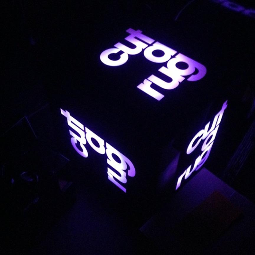 superfried cut a rug clubbing Club night ibiza Bristol will clarke motion jason honeywell brand identity posters flyers Idents Dance music  electronic music