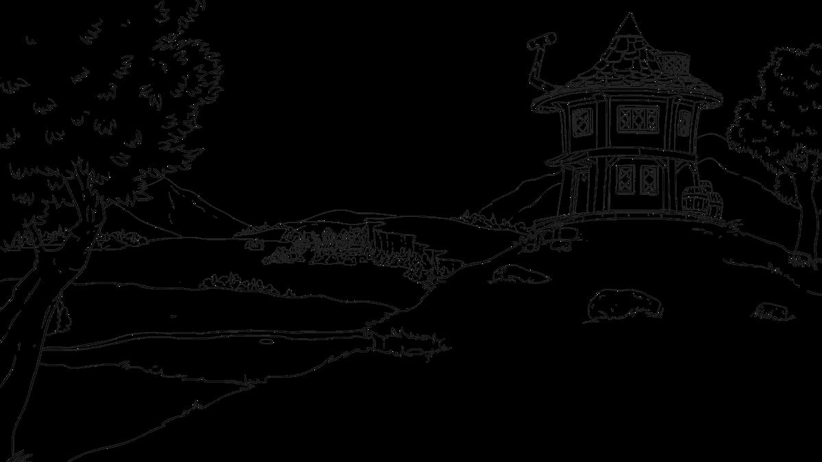 Vector Illustration flash illustration fantasy background gameart vector art