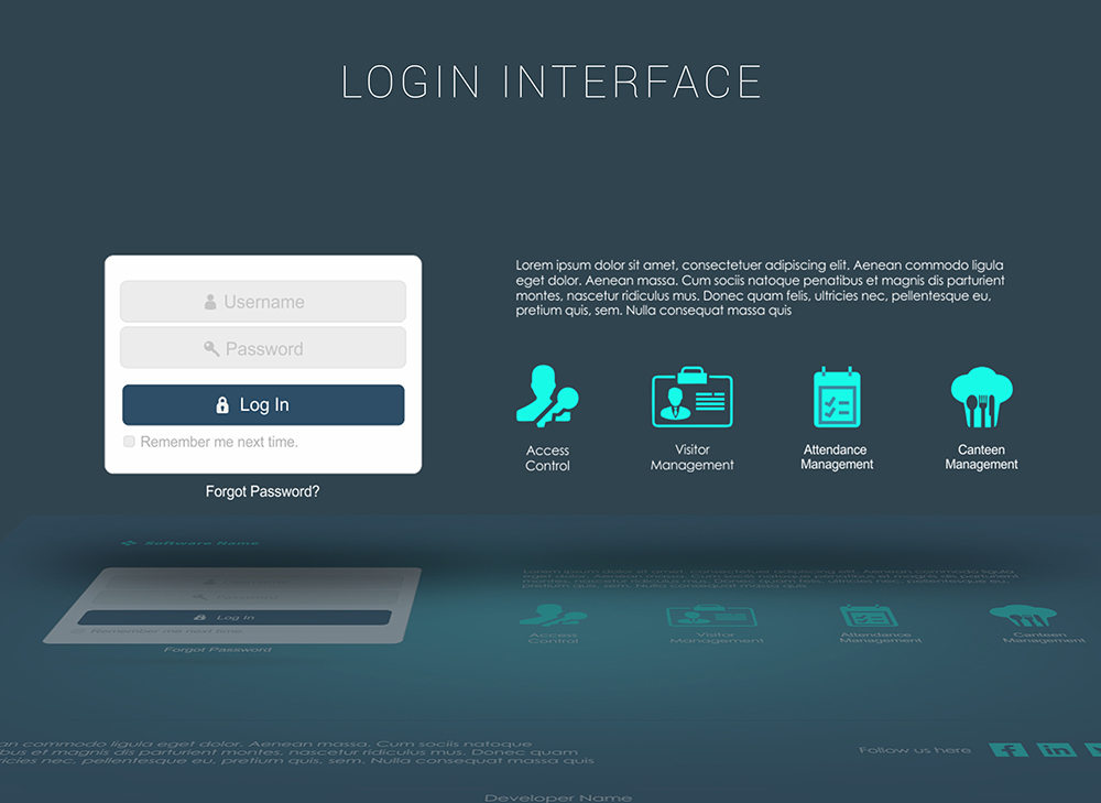 user interface Windows installer provides package developers the capability to author an internal user interface that has multiple levels of functionality.