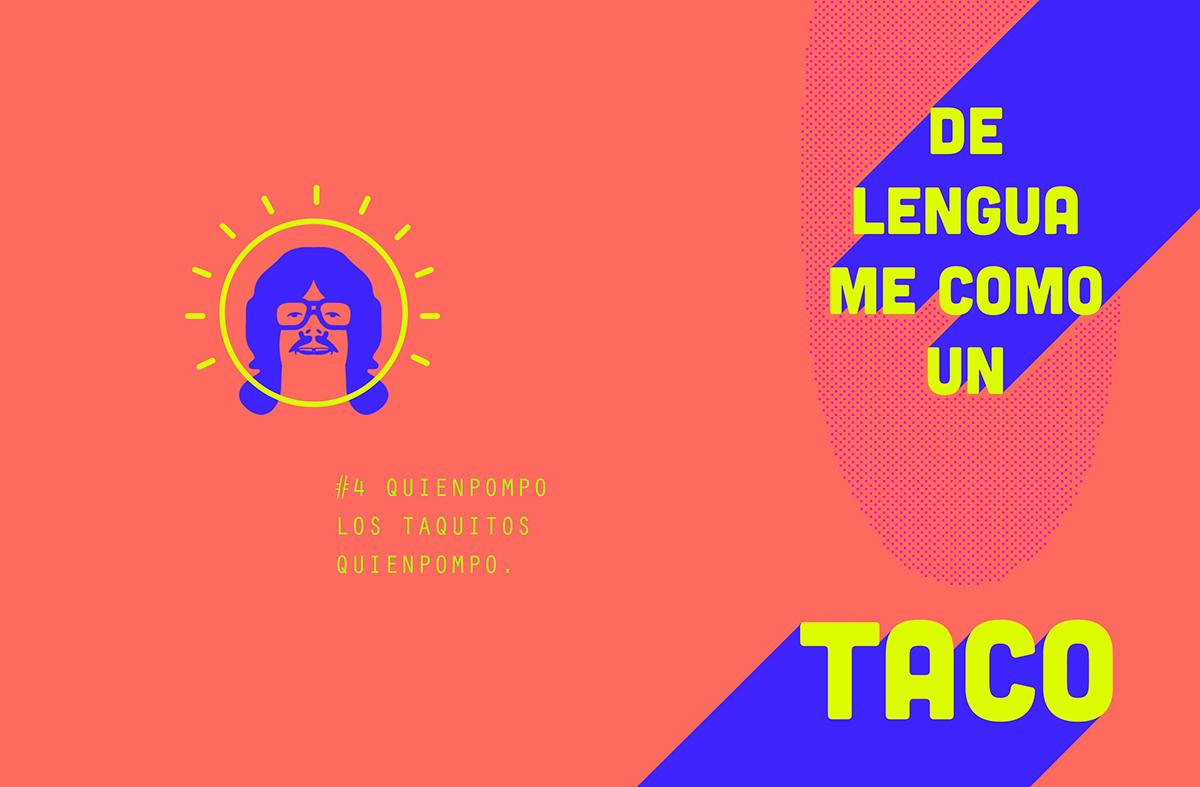 chihuahua mexico Tacos restaurant salinas devaluación votoporvoto tacoportaco humildesign