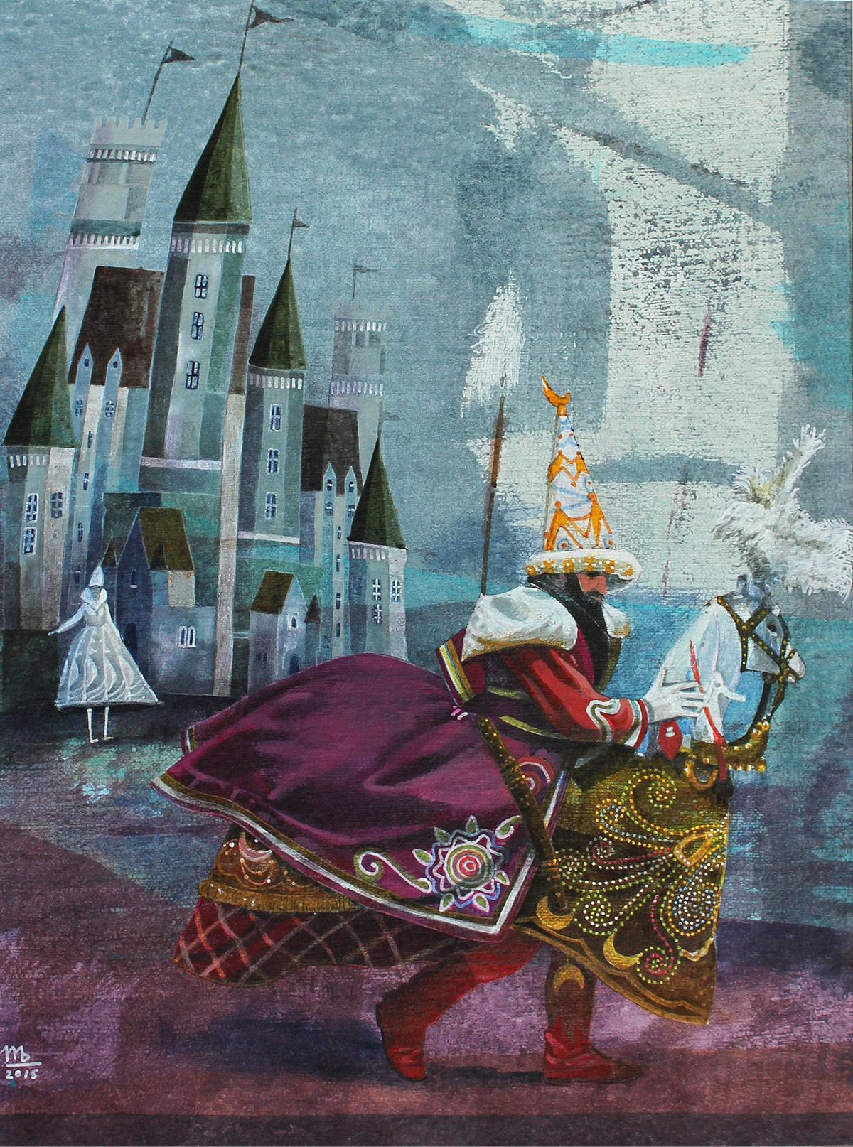 storytelling   fairytale lajkonik kingdom queen Castle