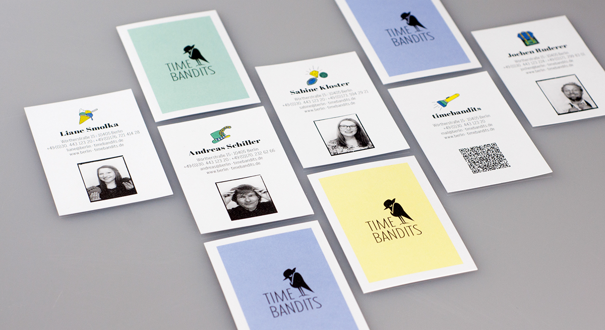 Timebandits berlin on behance such as business cards flyers templates and business equipment as well as illustration for icons the illustrations are hand drawn and show the wide reheart Gallery