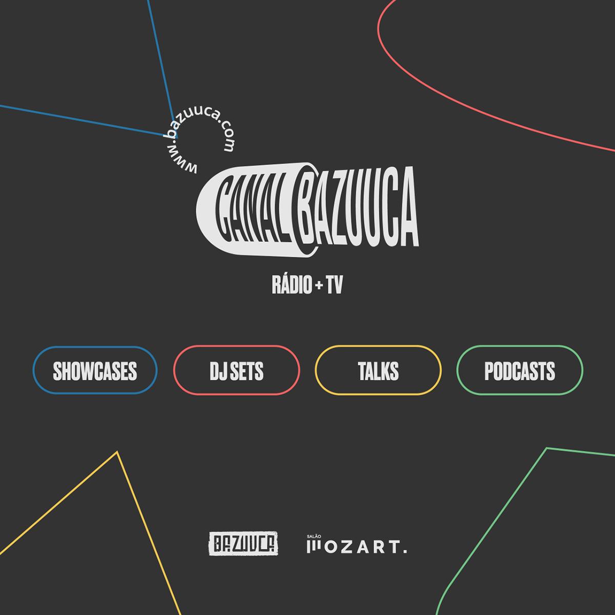 BAZUUCA lança canal de rádio e televisão online para divulgar a nova música portuguesa