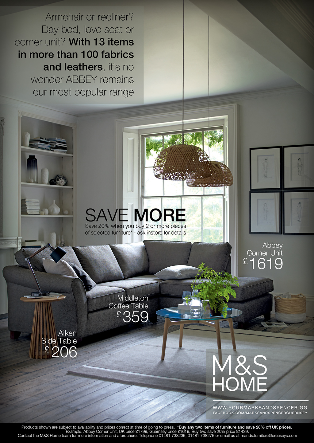 GBG Magazine Press Advert Promoting Buy Two Save 20 Offer February 2015