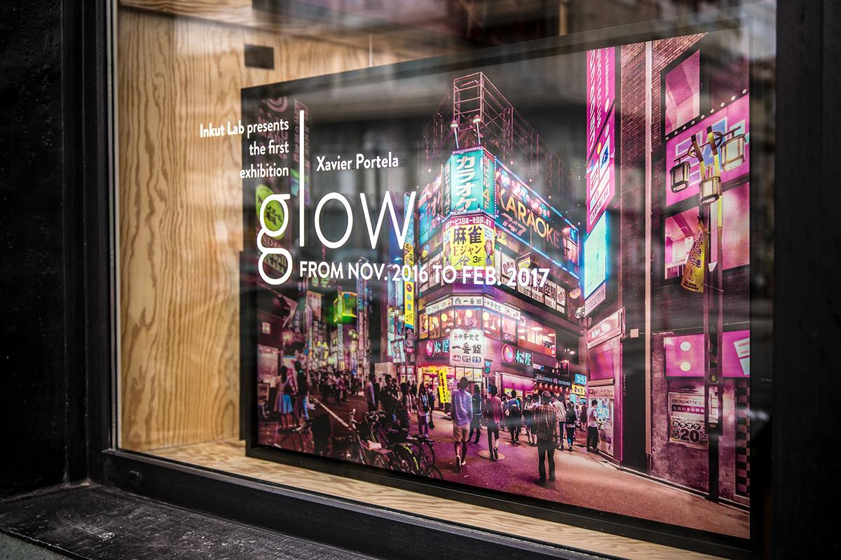 glow tokyo hongkong night Photography  pink neon city Urban Street