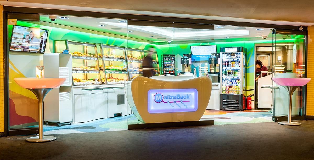 interior design  bäckerei möbeldesign furniture design  oliver kray