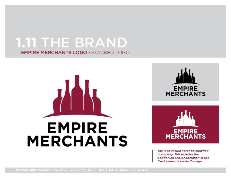 Jeff Pejsa - Empire Merchants Rebrand