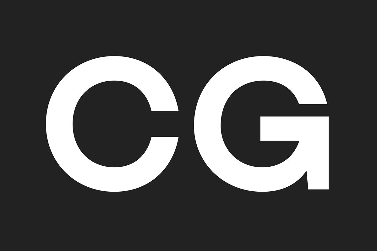 type design Typefamily family campton font berlin germany Retro modern geometric corporate editorial logodesign app