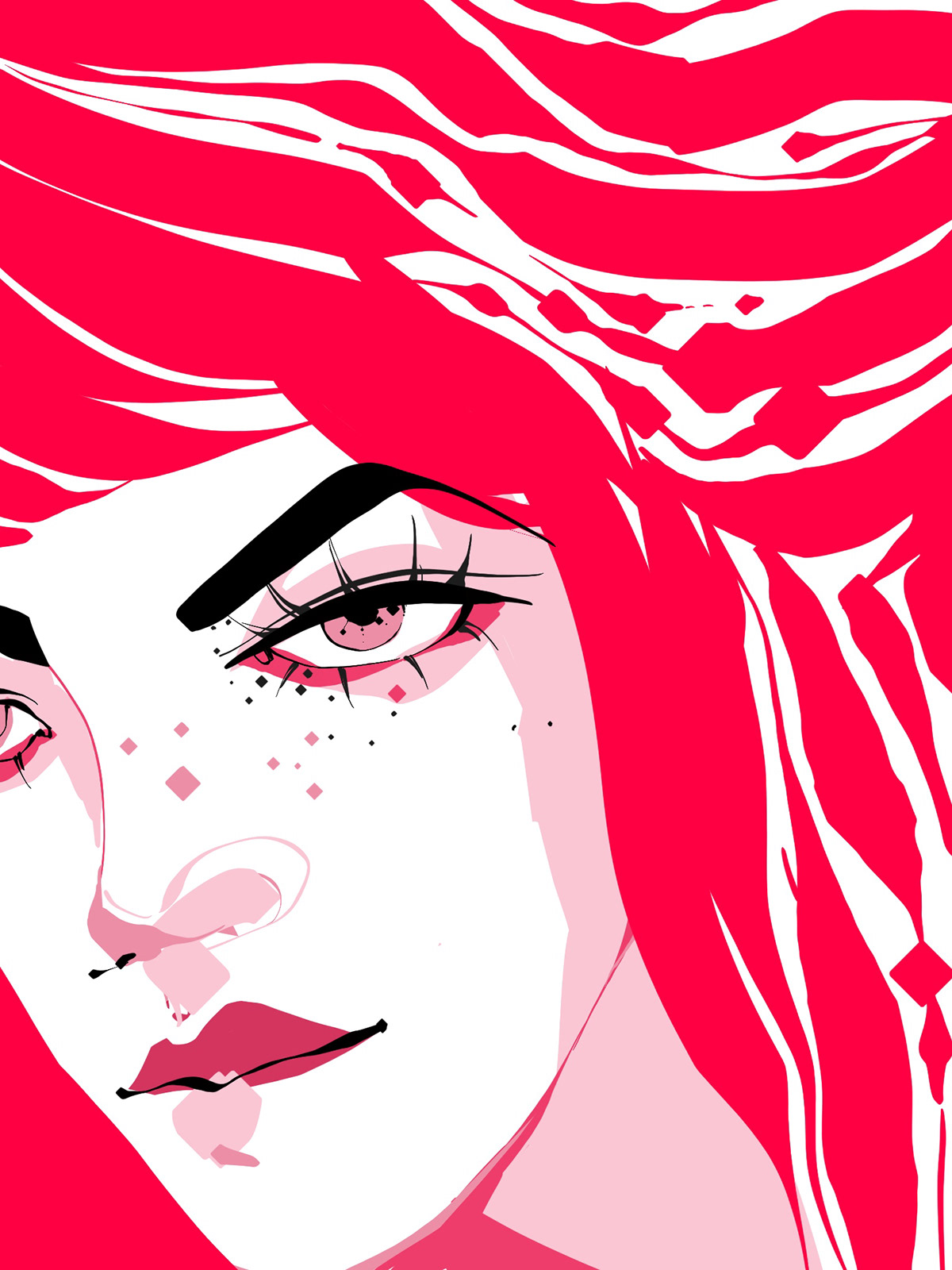 draw adobe illustrator comics illustrations Isometric apple pencil Procreate