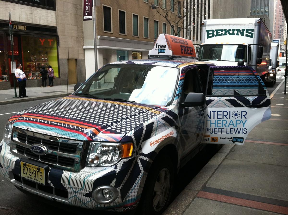 Car Wraps Bravo On Behance