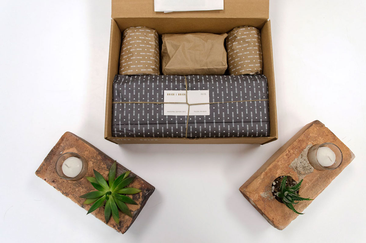 Adobe Portfolio Brickxbrick.co brickxbrick upcycle thesis blight Design for Good bsgu brick stone product Ecommerce housing refurbished recycle Glitch