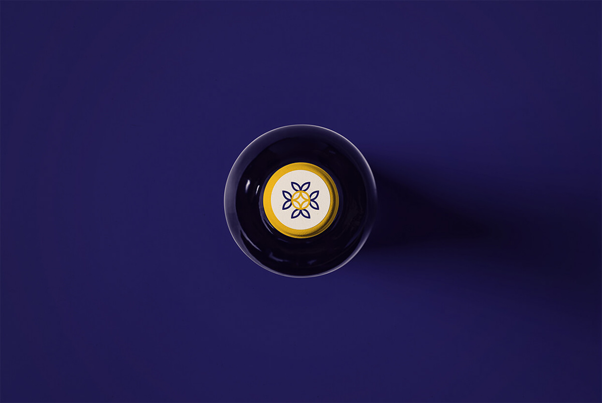 Packaging wine branding  identity graphic design  Portugal Lisbon Saudade wine bottle design Wine Bottle