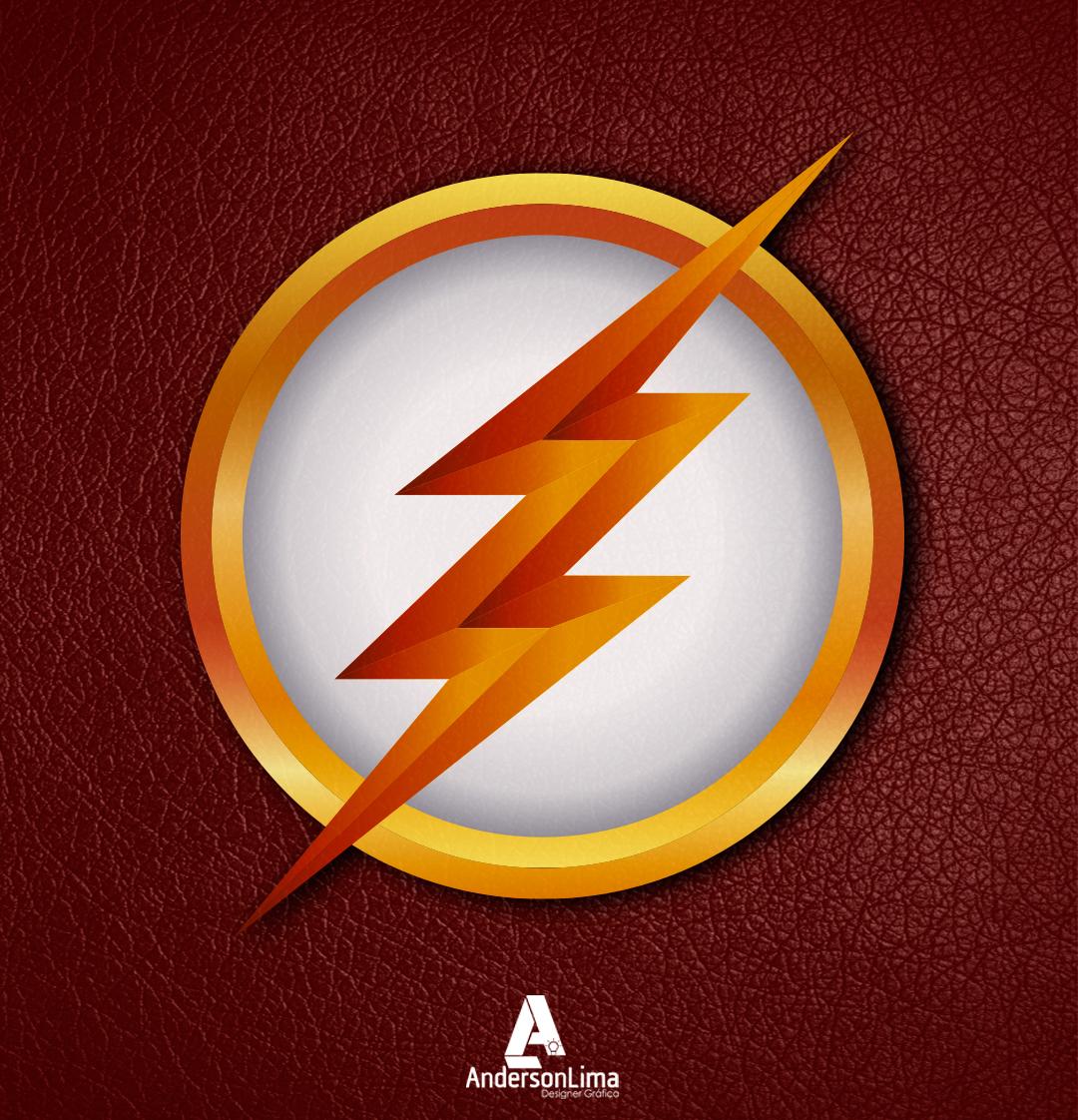 projeto de estudos vetor logotipo the flash on behance