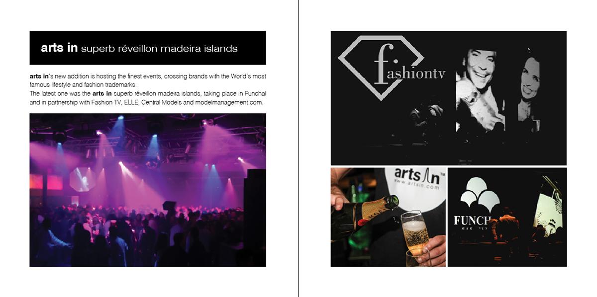 brochure art editorial