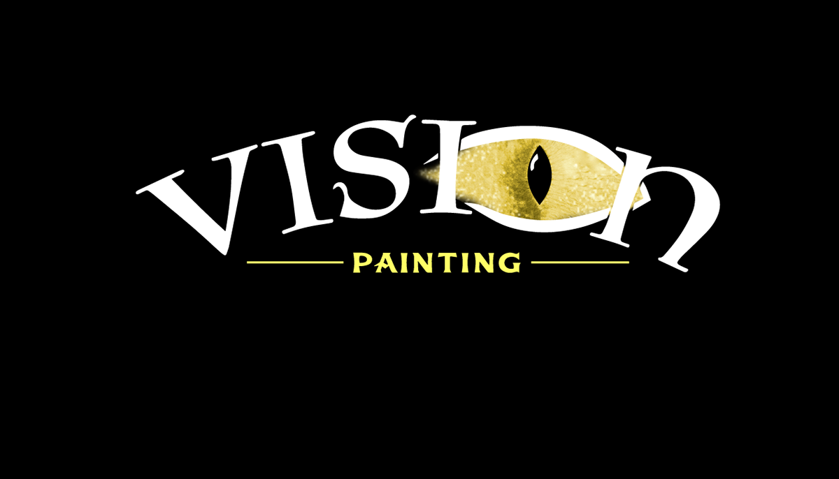 Vision painting llc logo design on behance after i finish designing business cards for vision painting llc the next step will be summer apparel for the owner and employees such as the sample above reheart Images