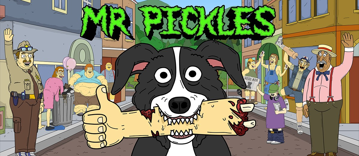 Hairspray and pickles