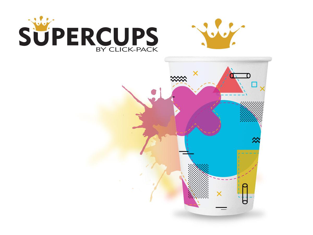 Paper cups Paper Cup Webdesign Web Design  producer manufakturer colorful geometric