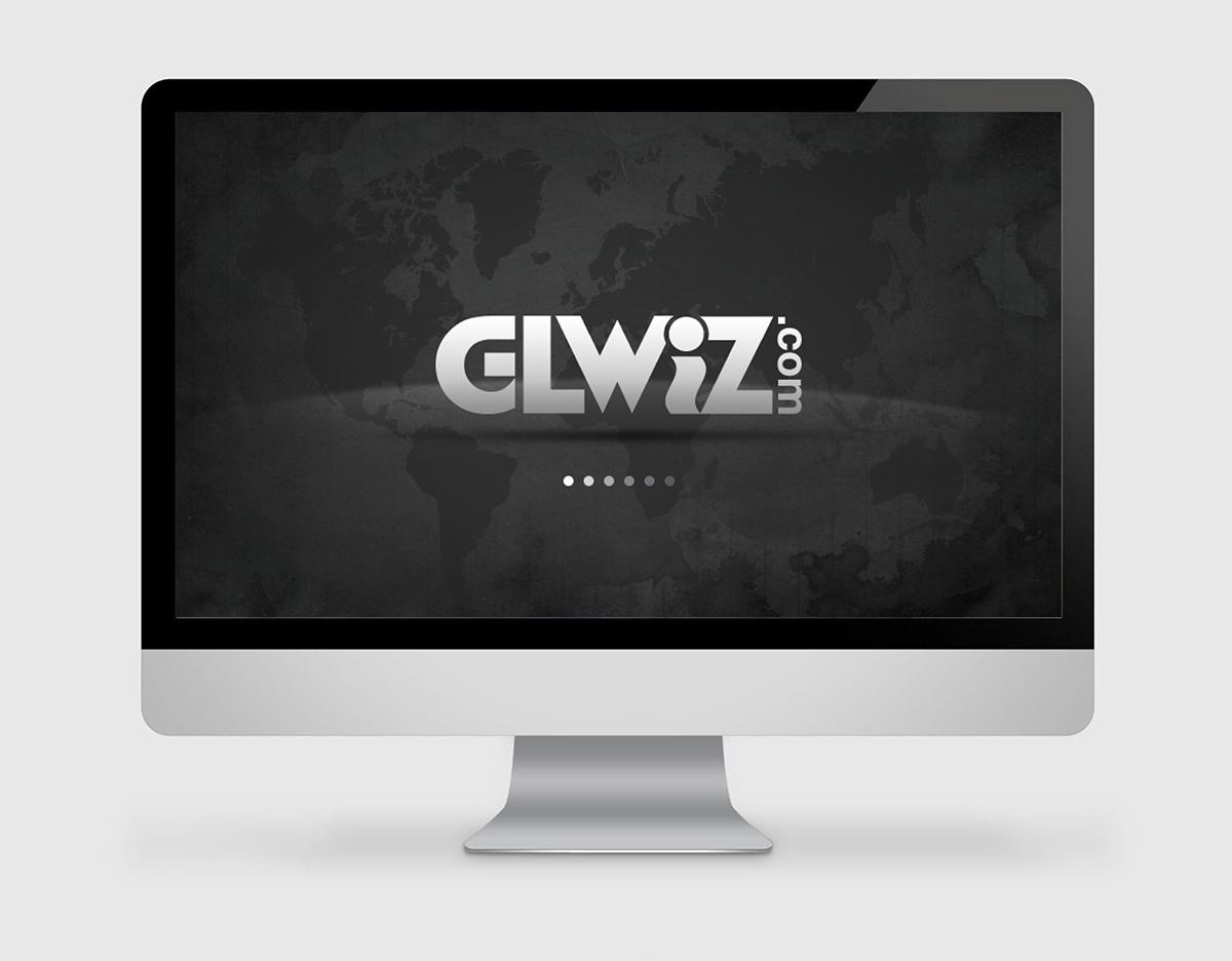 GLWiZ Application UI Design for Samsung Smart TVs on Behance
