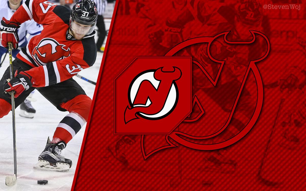 New Jersey Devils Desktop Phone Wallpapers Graphics On Behance