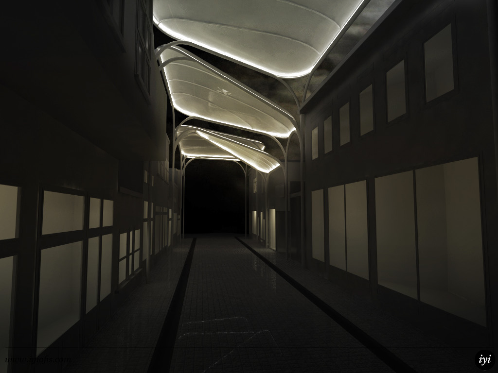 Adobe Portfolio eskisehir canopy Street