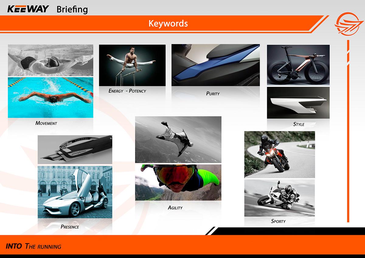 motorcycle motorcycle design Transportation Design motorbike concept bike Diseño de automoción KEEWAY benelli keeway design benelli design