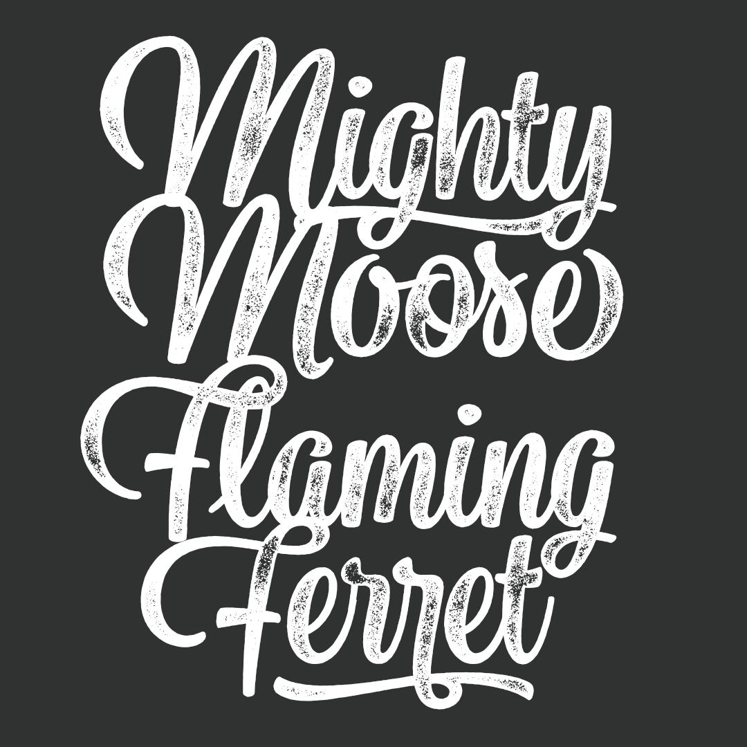 Script lettering Typeface font sans-serif sans smooth vintage clean design