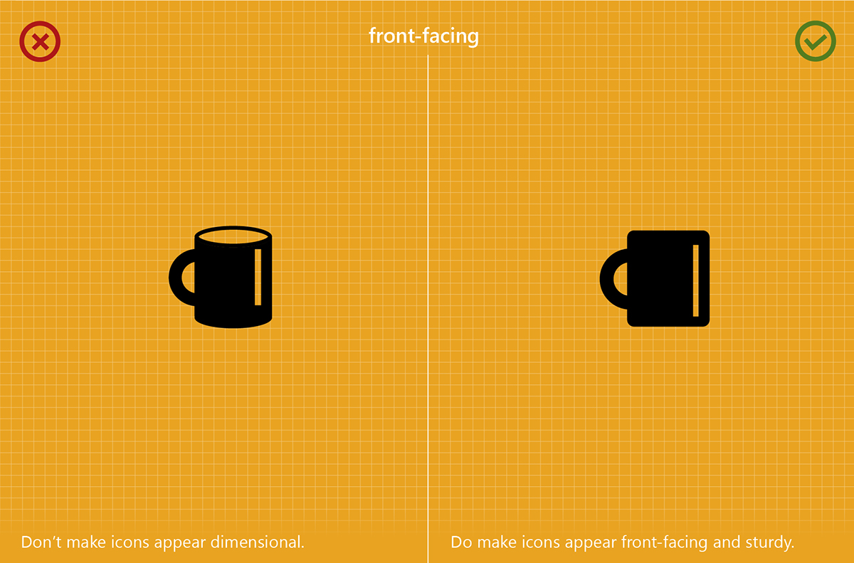 icons pixel Illustrator pixel icons visual guide India M.A.kather