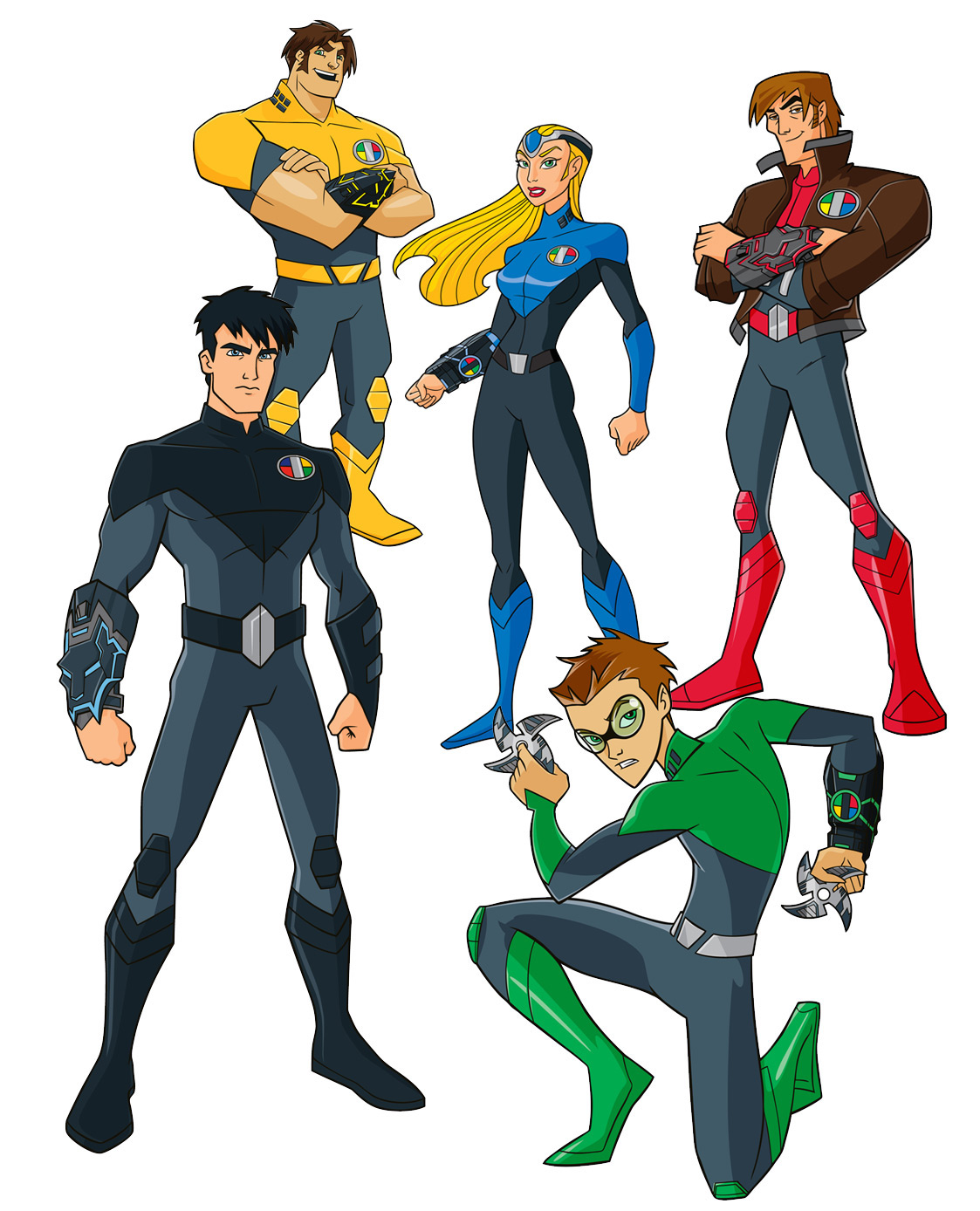 Voltron Force on Behance Voltron