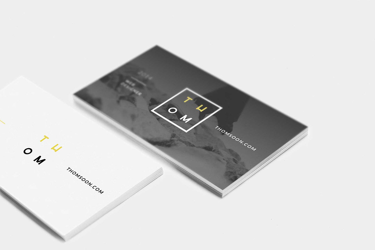 Business card free mockup on student show download business card free mockup colourmoves