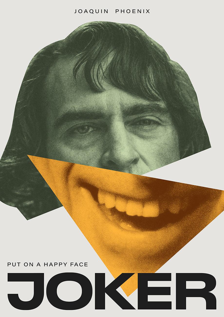 Poster for Joker movie