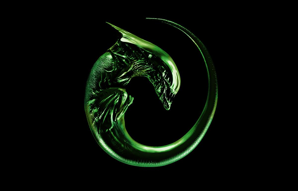 Alien 3 Logo on Behance