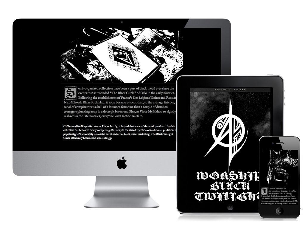 Wrestling art Responsive web design heavy metal