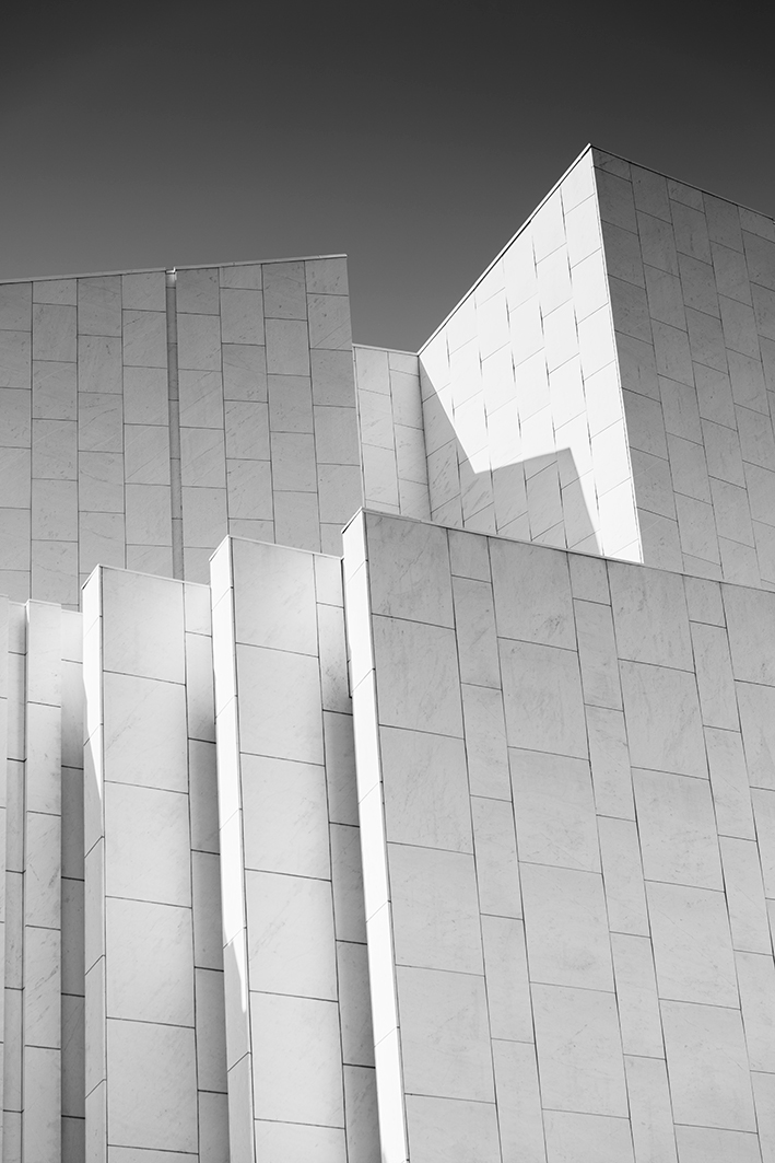 minimal building Street Balck and white light shadow photo street photography lines pure windows roof SKY contrast contemporary