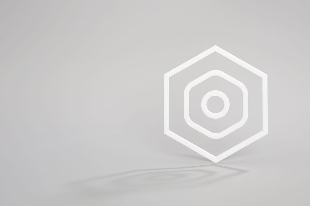 identity visual identity system print poster logo