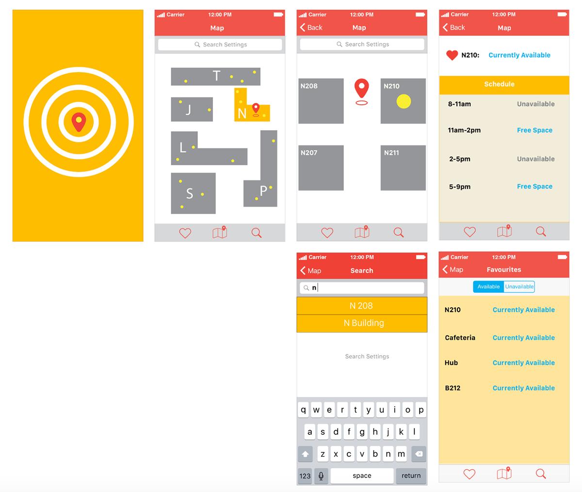 app app development user experience flow