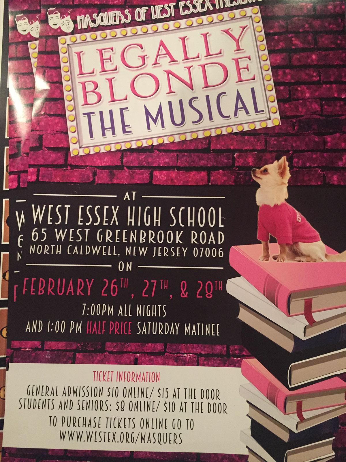 West Essex High School Posters on Behance
