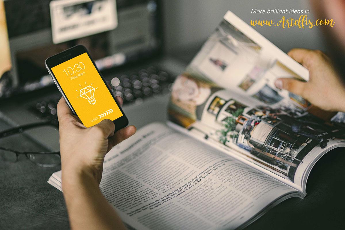 free mockup  iphone mockup iphone design diseño Mockup smartphone mockup download