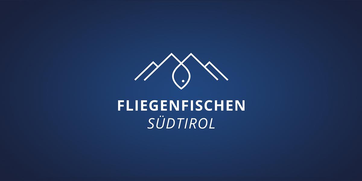 informationsportal Webseite portal Fliegenfischen logo marketing